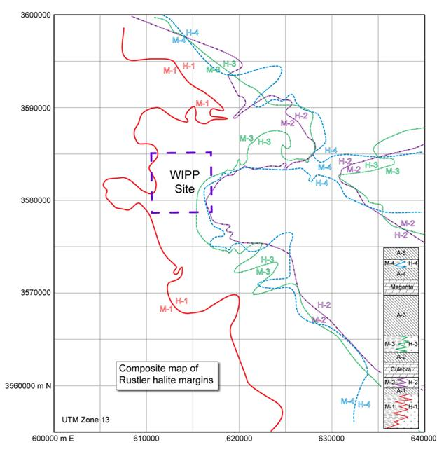 position on karst concluding that most of the geological evidence offered for the presence of karst in the subsurface at the wipp site has been used